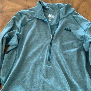 REI women's light weight sweater